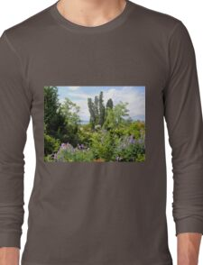 Rural Garden Long Sleeve T-Shirt