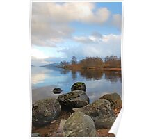 Beautiful Loch Rannoch Poster
