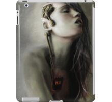 Thoughts' slave iPad Case/Skin