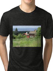 Lake Country Tri-blend T-Shirt