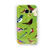 Oh Flock Samsung Galaxy Case/Skin
