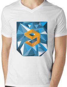 9gag Mens V-Neck T-Shirt