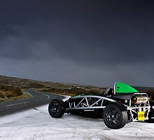 Ariel Atom in the snow .... by M-Pics