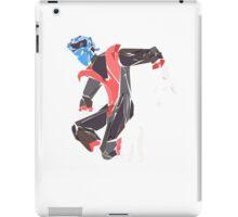 Night crawler iPad Case/Skin