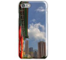 Wong Tai Sin Temple iPhone Case/Skin