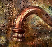 Plumbing Art by Steve Silverman