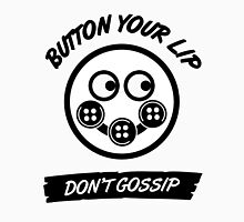 Button Your Lips Unisex T-Shirt
