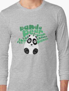 Pandapear Long Sleeve T-Shirt