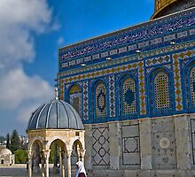 Temple Mount, Jerusalem by vadim19