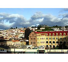 Overlooking Old Quito * Photographic Print