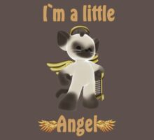 I`m a little angel Kids Clothes