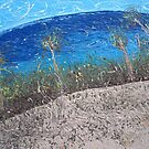 Fraser Island from Kingfisher by Ryan-Byrne-Art