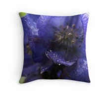 India Ink Petals Throw Pillow
