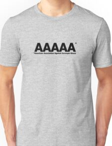 American Association Against Acronym Abuse Unisex T-Shirt