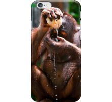 Thirsty Work iPhone Case/Skin