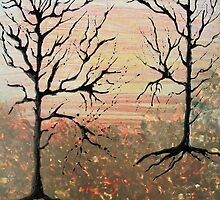 Naked Trees by linmarie