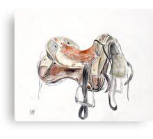 """SELLA SARDA"" Canvas Print"