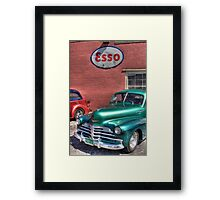 '48 Chevy Framed Print