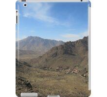an inspiring Morocco landscape iPad Case/Skin