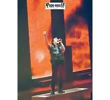Jacoby Shaddix - Papa Roach 2 Photographic Print