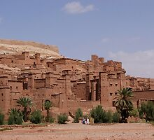 an awe-inspiring Morocco landscape by beautifulscenes