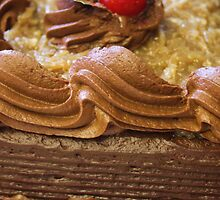 MMMM...German Chocolate Cake... by EvaMarie Cannon