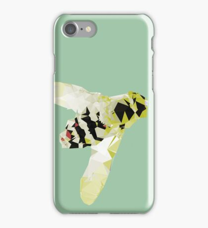 Meshed Up Bumble Bee iPhone Case/Skin