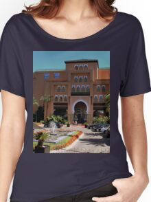 a desolate Morocco landscape Women's Relaxed Fit T-Shirt