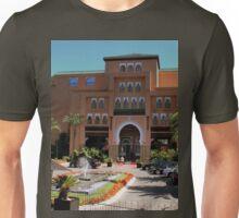 a desolate Morocco landscape Unisex T-Shirt