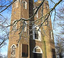 Severndroog Castle  by Dawn OConnor