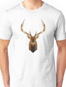 Geometric Elk Unisex T-Shirt
