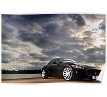 Maserati Gran Turismo .... Poster
