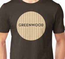 GREENWOOD Subway Station Unisex T-Shirt