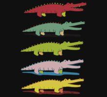 Crocodile X5 by David Barneda