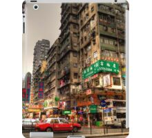 Nathan Road - Hong Kong iPad Case/Skin