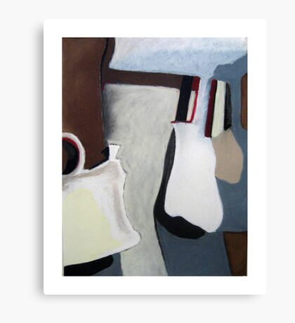 Bag Lady Canvas Print