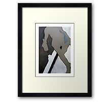 Tracey #1 Framed Print
