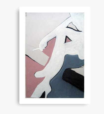 Tracey #2 Canvas Print