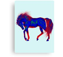 A Magical Horse Canvas Print