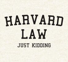 Harvard Law by DesmondDesign