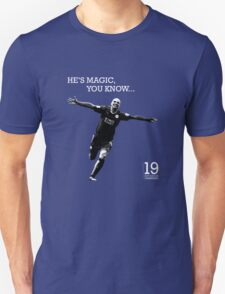 He's Magic, You Know... Esteban Cambiasso T-Shirt