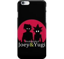 The adventures of Joey & Yugi iPhone Case/Skin