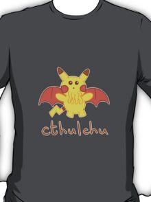 Cthulchu - Cthulhu Pikachu T-Shirt