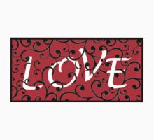 Love Sticker by Rachel Leigh