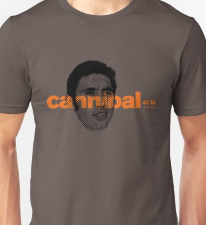 cannibal -eddie merckx Unisex T-Shirt