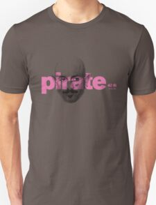 the pirate Unisex T-Shirt