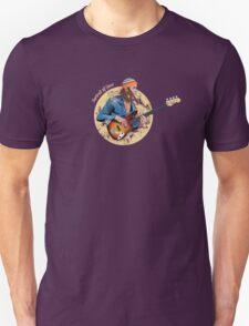 Portrait of Jaco Unisex T-Shirt