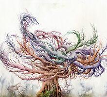 Tree That Will II by Bjorn Eek