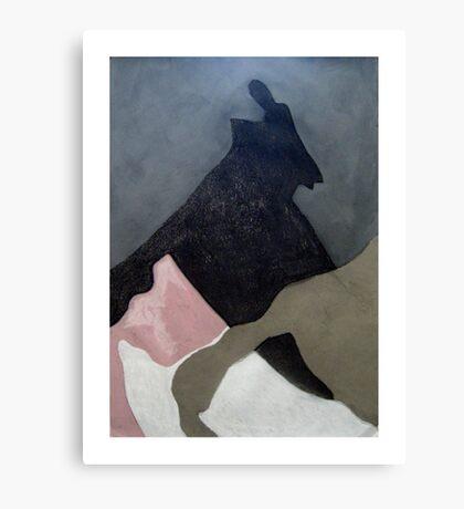 shadow-land Canvas Print