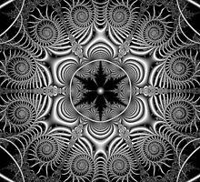 Metallic Lace by LadyTimeWarrior